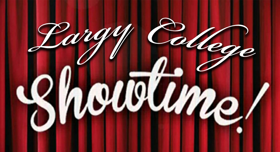 Showtime is December! for Largy